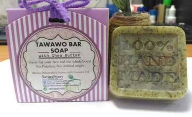 TAWAWO BAR SOAP Shea Butter