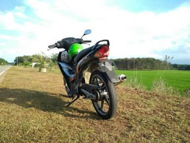 Dinamik 120cc 6speed muroh