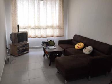Centrio Avenue Apartment, 3 rooms, Gelugor, Semi Furnished, 2 Car Park