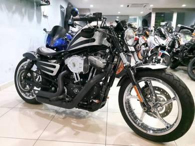 Harley davidson xl1200x forty eight 48 ( custom )