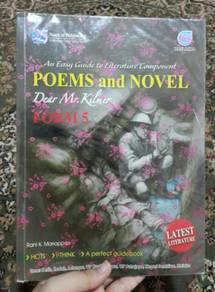 Spm revision book - english ( poems and novel )