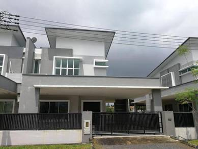 Kung Ping Road Double Storey Semi Detached House For Sale
