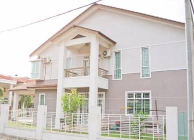 Homestay Luas Bandar Melaka