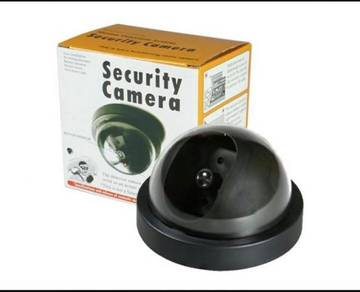 Cctv dummy camera tertutup