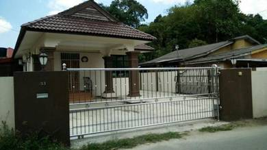 Kota Bharu, HOMESTAY UTK DIJUAL fully furnish