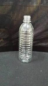 TONG / BOTOL PLASTIC (500ml)