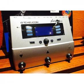 TC-Helicon Play Electric Vocal and Effects Pedal
