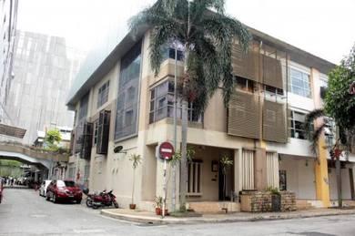 2 Units of 3 Storey Renovated ShopLots, Melawati Urban, Taman Melawati
