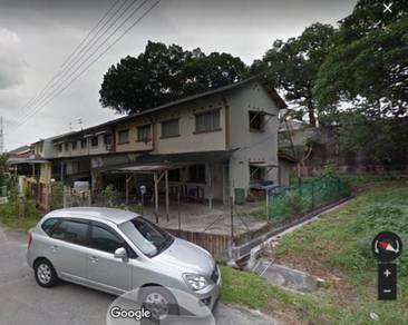 2 Storey Terrace, Brown Garden, 1700sqft, Corner Lot