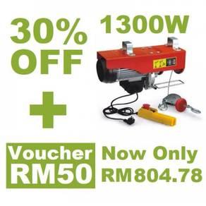 Mini Electric Hoist PA800A Capacity 400/800KG 1300