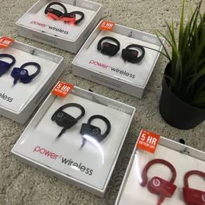 Beats power3 wireless earphone