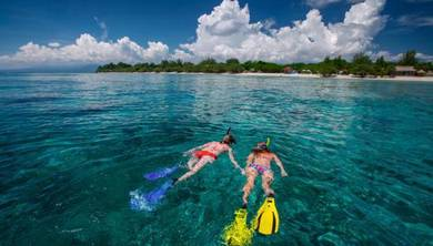 Day Tour 3 Island in Sabah | AMI Travel