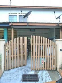 Double storey low cost,TAMAN DAMAI SENAI