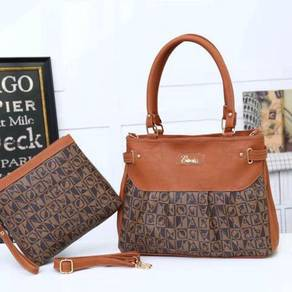 Bonia Handbag 401015 (2)