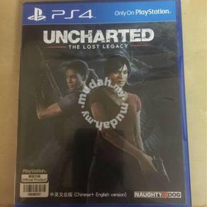 Unchartered - The Lost Legacy