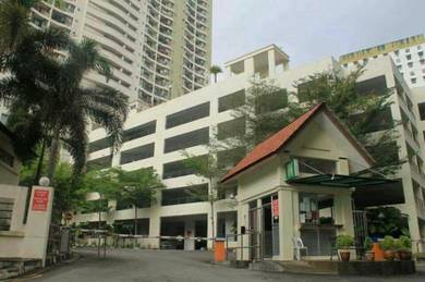 Renovated relau vista apartment (no agent fees charged)