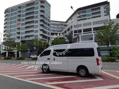 KK rental van tour travel