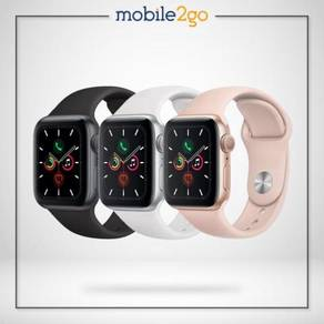Apple Watch Series 5 [40MM/44MM] Ori Apple Set