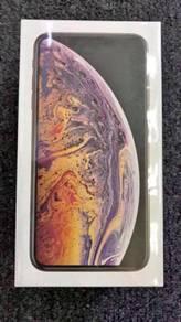 Baru iPhone XS Max 256GBx. Jual 15OORM jer