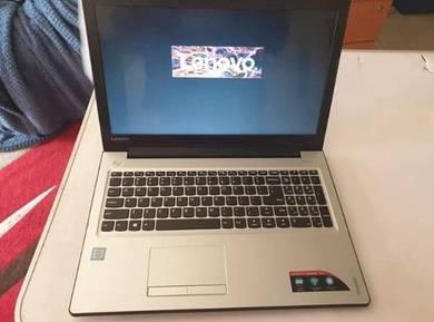 Laptop lenovo 310