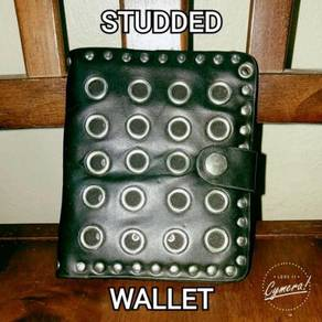 Wallet Studded