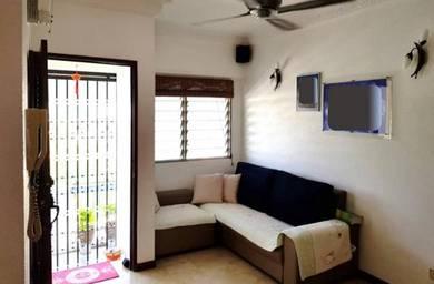 Desa Permata [BLOCK RUBY] 3-ROOMS FULLY RENOVATED + Furnished