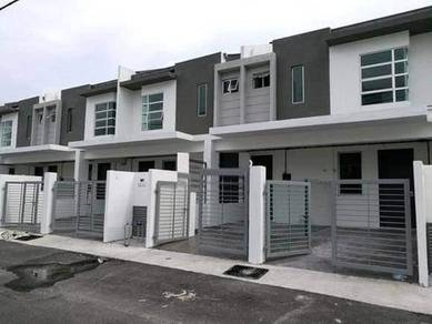 Taman Semenyih Mewah, Ground Floor Townhouse (Below Market 34%)