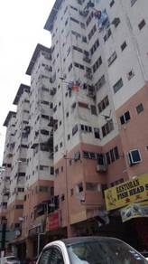 Setapak Prima Flat - 90% furnished