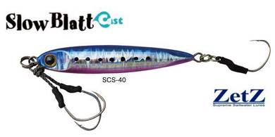 Slow Blatt Cast Slim 20g,30g,40g