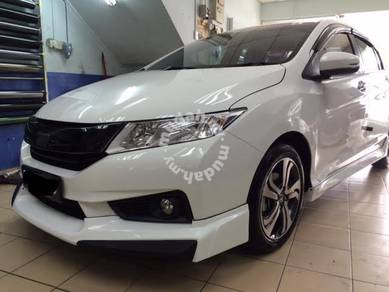 City gm6 mugen bodykit with paint body kit
