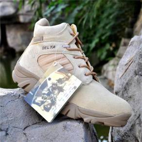 Delta Tactical Boots Shoes Low Cut (brown)