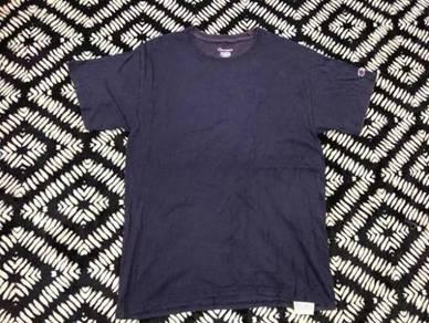 Champion t shirt dark blue size m