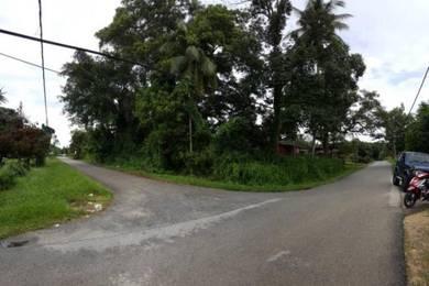 Tudm, hsr bungalow lot : felda sendayan 0.25 ekar nice for stay/invest