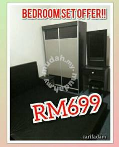 Promosi bedroom set murah
