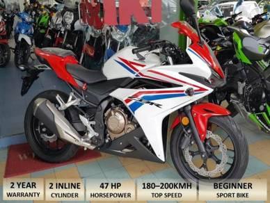 HONDA CBR 500R Free Ekzos Akra( Apply Online)