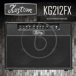 Kustom KG212FX 30 Watt 2x12 Guitar Combo Amplifier