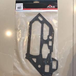 KDS Agile 5.5 CF left side main frame plate