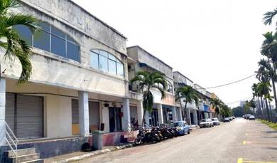 Double Storey Shop Taman Tasik Utama Mainroad Face McDonald MITC