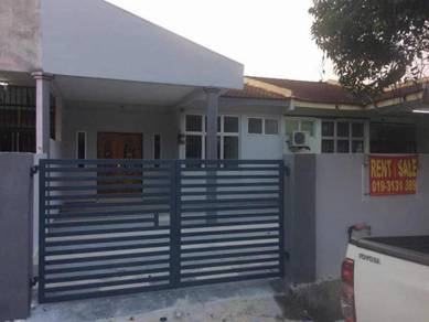 Single Storey House at Taman Wawasan Lukut For Sales