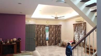 FREEHOLD 2Sty House Taman Kerjasama Bukit Beruang Good Conditional