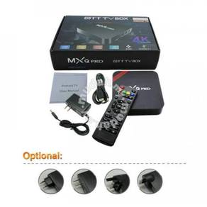 (CNY DISC0UNT.) Mx Android 4k tv decoder box