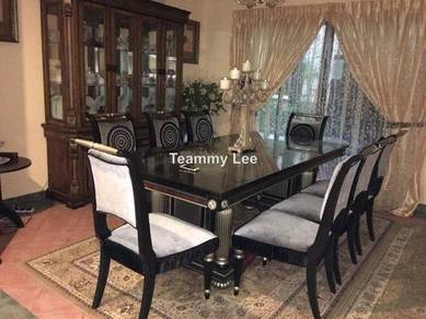 Fully Reno, Furnished 2 Sty Semi-D Presint 10, Putrajaya Value Buy