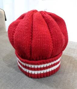 Winter Beanie Hat (Knitted)