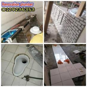 Refair-refair rumah di area nilai