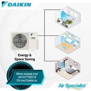 Air conditioner Daikin multi split inverter r32