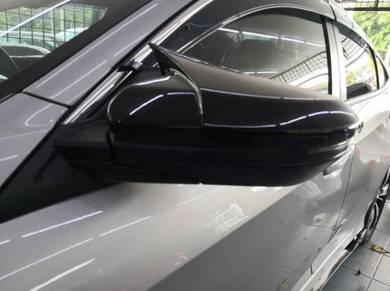 FC Honda Civic Fc RS (BLACK) Side Mirror Cover