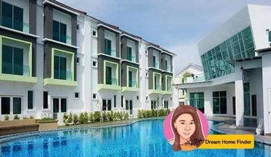 Great Value: Maple Residence   3 Storey  Sungai Puyu   Butterworth