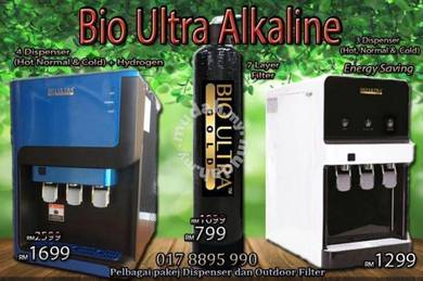 Penapis Air Water Filter Dispenser Bio ULTRA F-P2Z