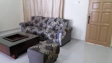 Taman Bukit Jambul 3-rooms FULLY RENOVATED WITH Kitchen Cabinet
