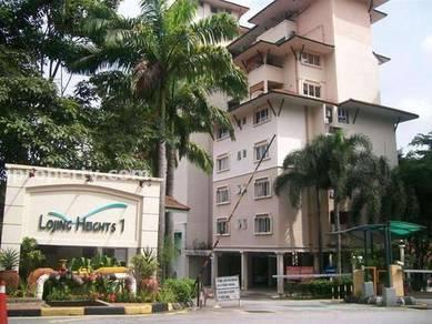 Lojing Heights 1 Condominium Wangsa Maju Kuala Lumpur